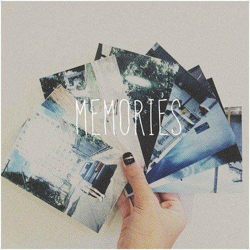Les souvenirs restent pendant que les gens changent....