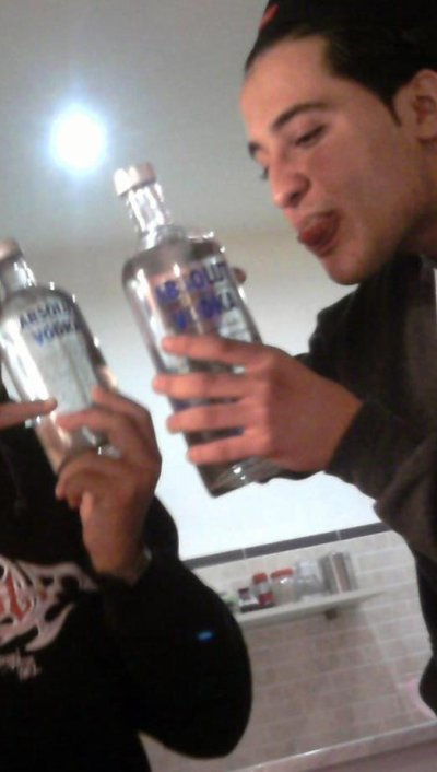 vodka (l)
