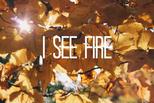 I See Fire ( Ed Sheeran )
