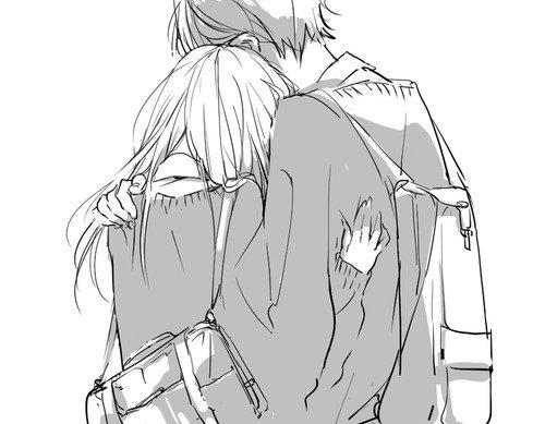 Cute Couple :c