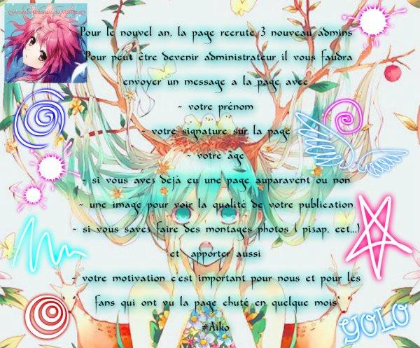 Publicité ღ Animes Japonais de Mangas ღ