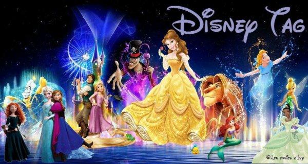 Disney Tag ✨