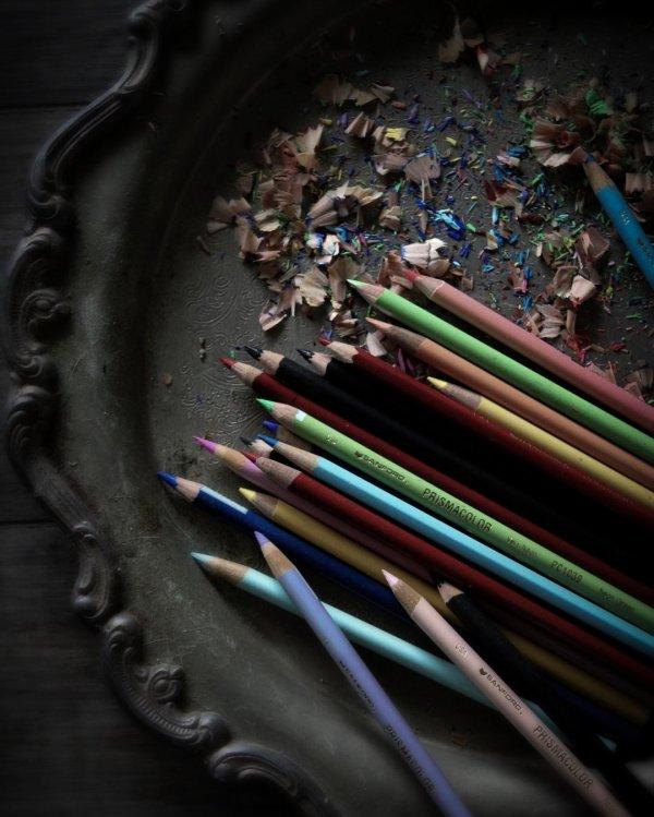que votre journée sois pleine de couleurs