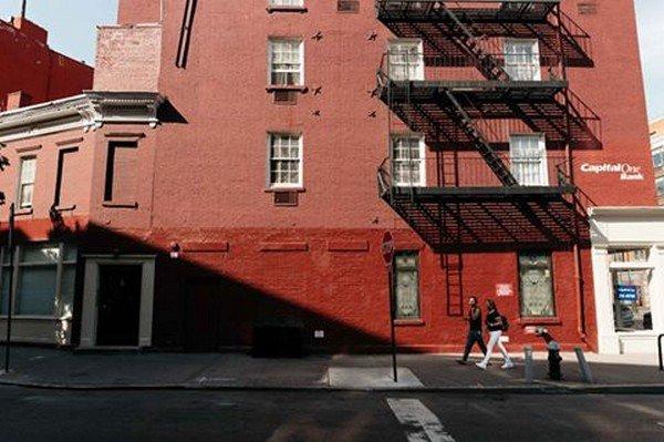 MÉTÉO NYC | La semaine devrait débuter sous un grand soleil ! 27°C au programme alors n'oubliez pas la crème solaire. :)