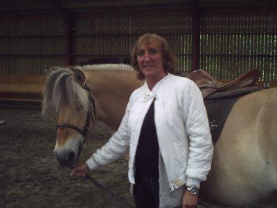 ballade a cheval