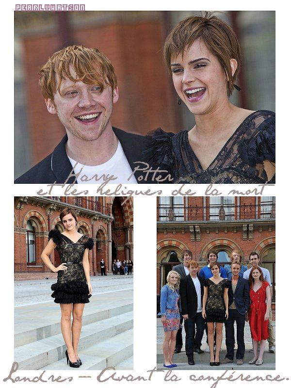 Emma Watson Harry Potter et les reliques de la mort. Enjoy !