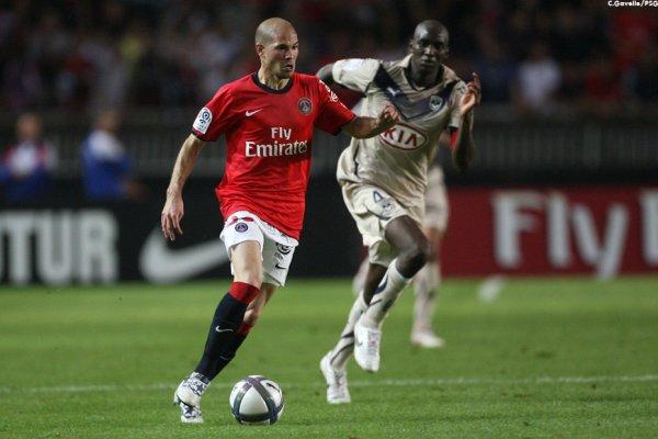 PSG 1-2 Bordeaux