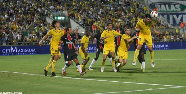 Maccabi Tel Aviv 4-3 PSG