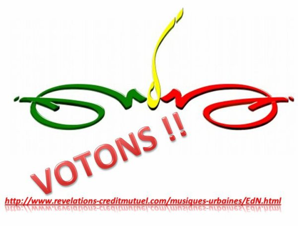 Vote pour EDN !