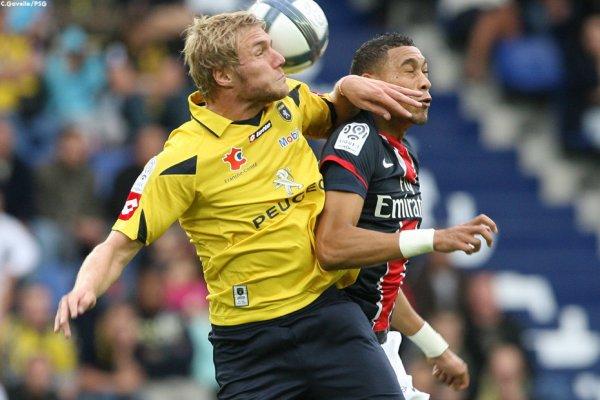 Sochaux 3-1 PSG