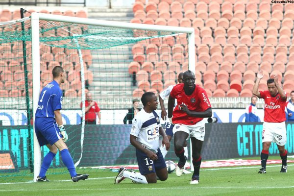 PSG 4-0 Arles Avignon