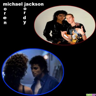 michael jackson        moren jordy