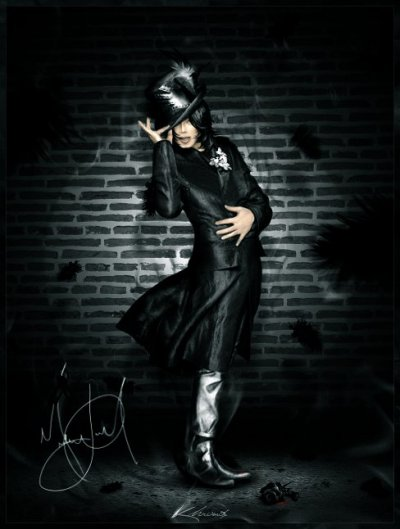 Michael Jackson avec un Grand M