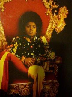 Michael Jackson la vie de Legende  premiere partie