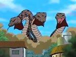 Serpent à trois têtes