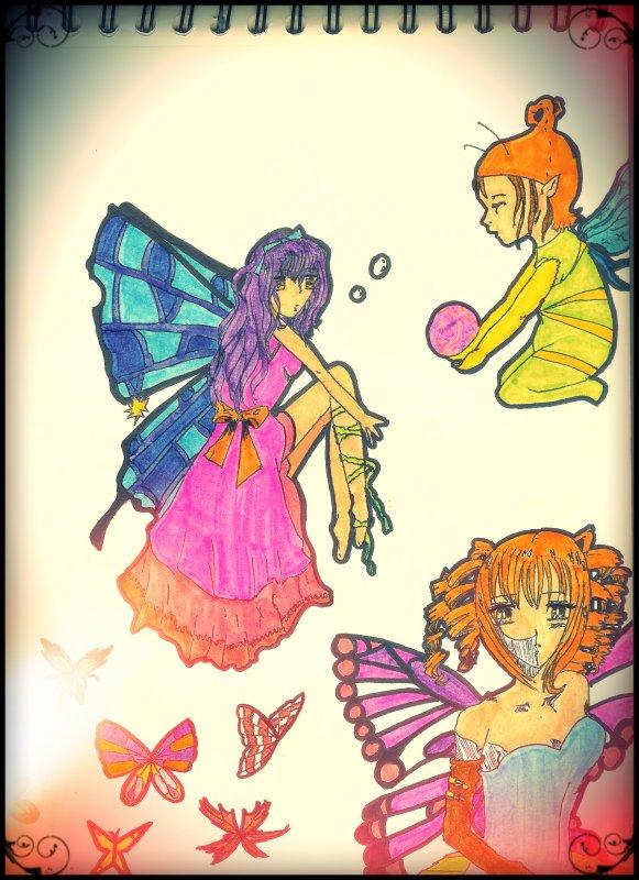 Mon dessin ^^
