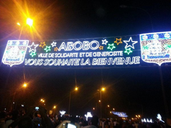 Bienvenue ABOBO