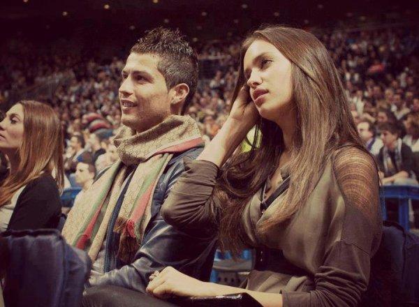 C.Ronaldo + Irina