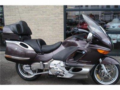 La plus nouvelle des anciennes motos que j'ai eues