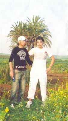 c moi et mon amie youssef oktar men khoya