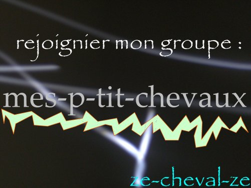 un groupe, oui oui !
