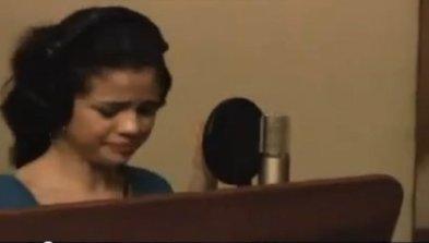 """Selena Gomez : elle a du mal à enregistrer """"Off The Chain"""" !"""