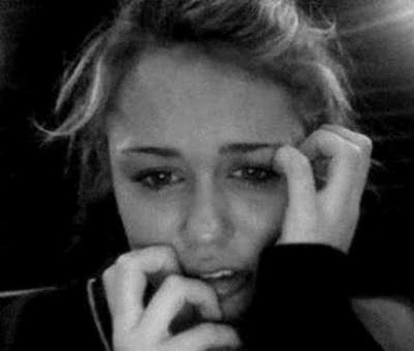 Miley Cyrus : Un gros coup de cafard ?