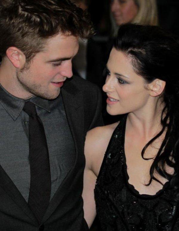 Robert Pattinson : Il veut écrire un film pour Kristen Stewart
