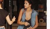Shopping : Osez la veste en jean sans manches de Selena Gomez