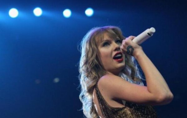 Taylor Swift et son lucky number !