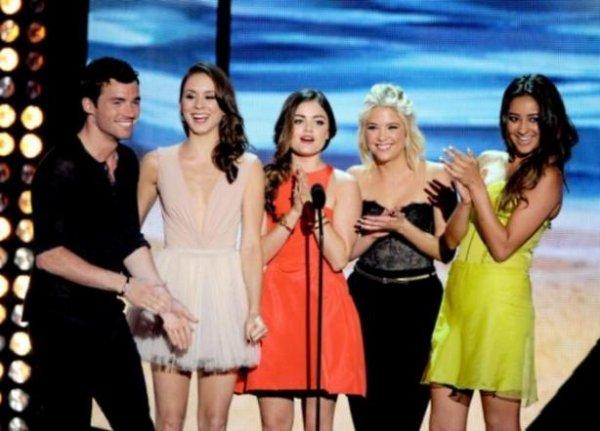 Teen Choice Awards 2012 : Le bilan d'une soirée exceptionnelle (patie2)