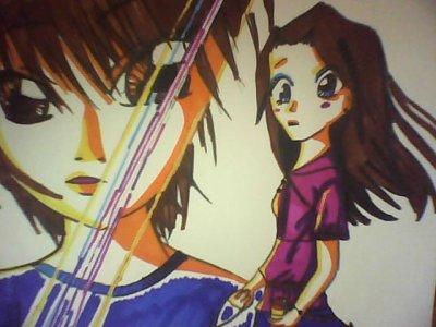 new dessin ^^