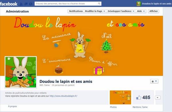 """Echanges de """"J'AIME"""" sur Facebook"""