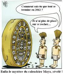 predictions des maya : calendrier
