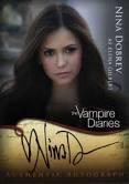 autographe des stars de vampire diaries