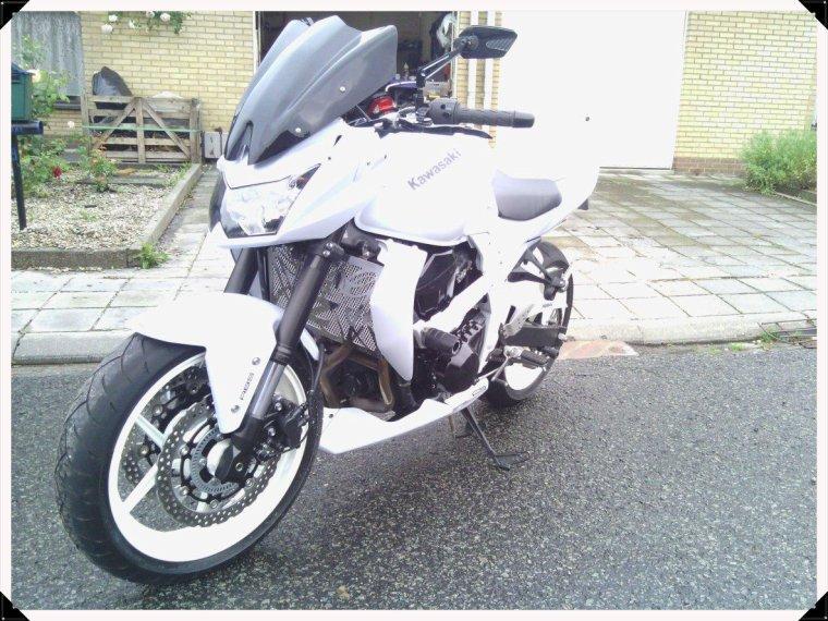La moto de mon papa