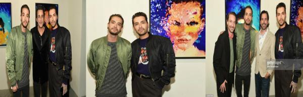 Nouvelles photos de Bill & Tom lors d'un événement à Los Angeles. Par ailleurs, le groupe a ajouter une nouvelle date de concert à Berlin le 21 avril.