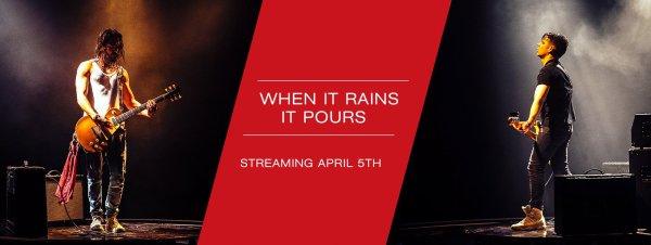 Nouveau single à paraître le 5 avril.