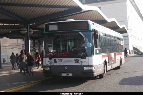 Bus 43 Frankfurt