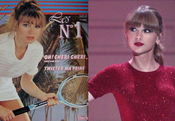 Taylor Swift est elle la fille de Karen Cheryl ?