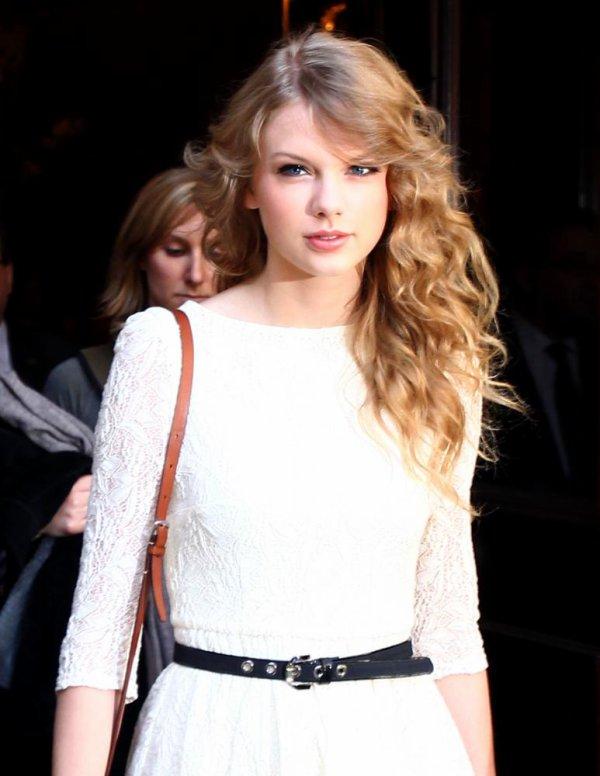 Taylor Swift la princesse de la country