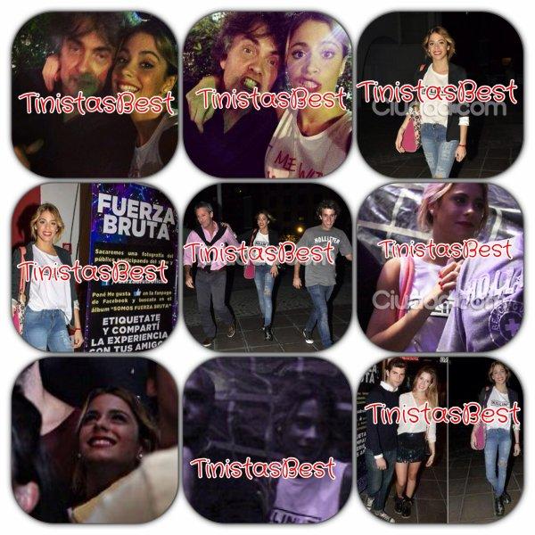 Nouvelles images de Tini !!! ♥