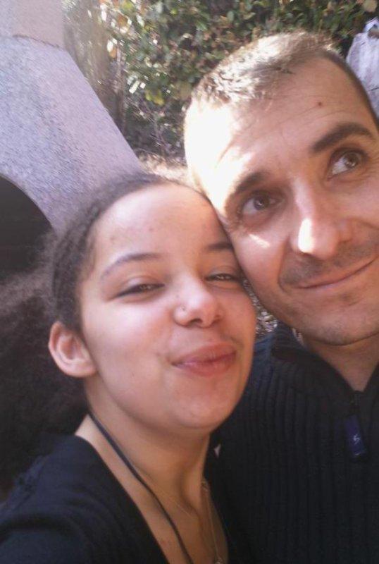 moi et mon beau père <3