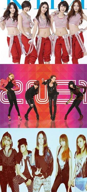 Les frères ennemis 2PM et 2AM s'affrontent dans la guerre de publicités !