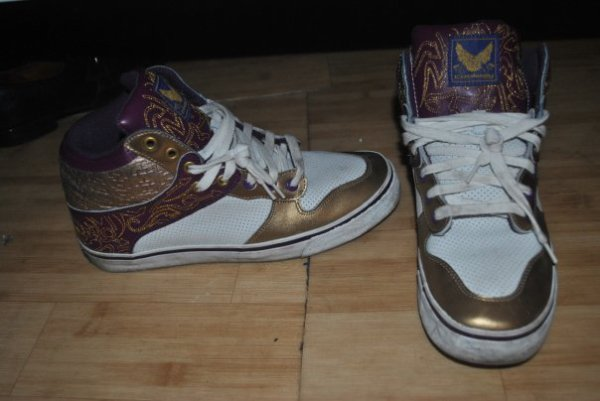 the second crazyy shoesss!! bought in Spain ( Sevilla )