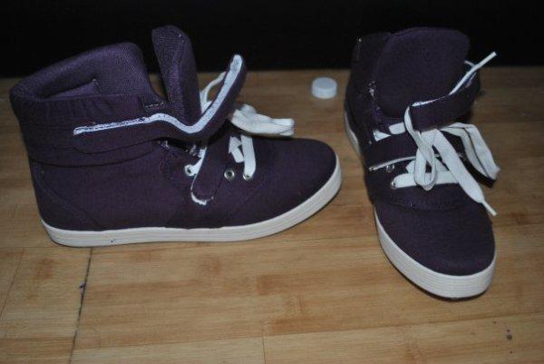 cheap shoes , sick  shoes