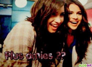 Demi et Selena, plus amies ??