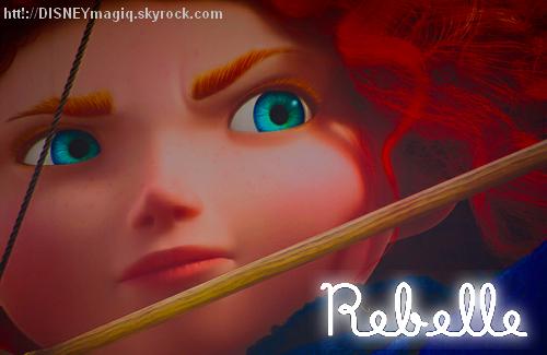 #Rebelle