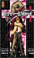 Death Note Tome 1 & 2