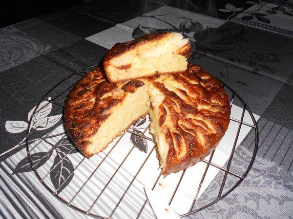 photo de ma tarte marie christine